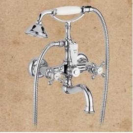 ML.ARC-8302 CR Arcadia смеситель для ванны Migliore