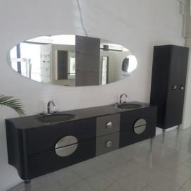 Composizione 1 Moka комплект мебели для ванной Eurolegno