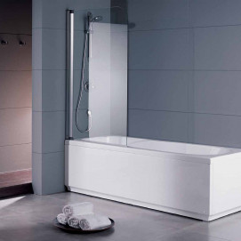 S305801161 Nova шторка на ванну Systempool