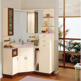 PR36 PRIMULA Комплект мебели для ванной комнаты 95X122,5 см ARDECO
