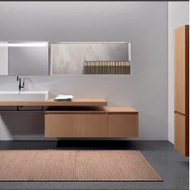 Plano01 Комплект мебели 250х52х41+6 см Inova