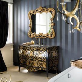 Set 002 Platon комплект мебели для ванной комнаты Gamadecor