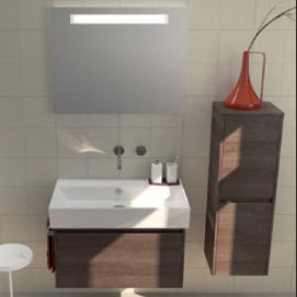 Premium 05 Комплект мебели 80х47х53 см Inova