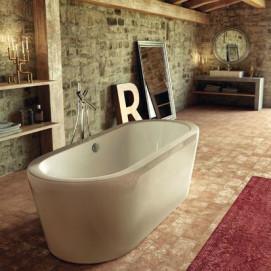 Renaissance Glass1989 ванна отдельностоящая овальная 180х80 см