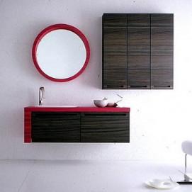 Composition 4 Rush Комплект мебели для ванной Arcom