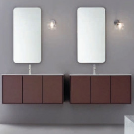 """Summit 10"" Комплект мебели L100, отделка лак ""Terracotta mat"" Mastella"
