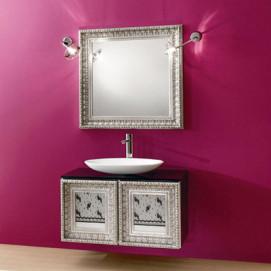 Set 002 Shan Deco комплект мебели для ванной комнаты Altamarea
