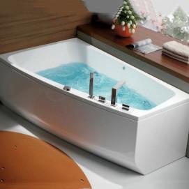 Shiva Blu Bleu ванна акриловая угловая