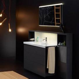 Композиция №2 Conceptwall комплект мебели для ванной комнаты Burgbad