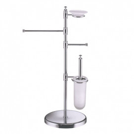 COLONNE & PIANTANNE CARBONARI Стойки для ванной комнаты