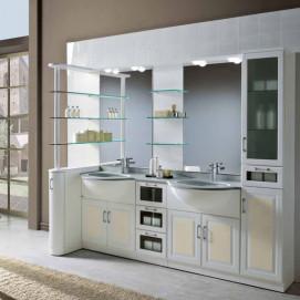 Stuart 5 Комплект мебели для ванной комнаты 235 х 72 х 200h BMT