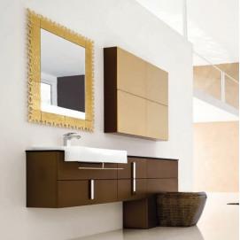 "BYTE 70 Комплект мебели L190, отделка "" Tabacco Perle"" Mastella"