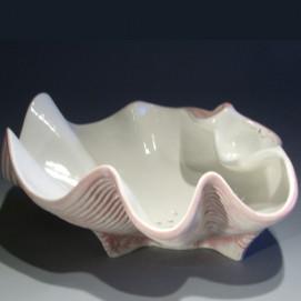 Clam Shell Clark Made раковина для ванной в форме ракушки моллюска