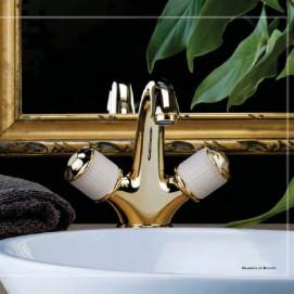 Cristallo Коллекция смесителей для ванной комнаты Bongio