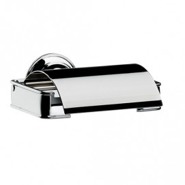 Держатель для туалетной бумаги с крышкой Classic Emco