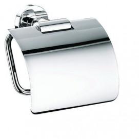 Держатель туалетной бумаги с крышкой Eposa Emco