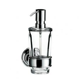 Дозатор для жидкого мыла с настенным держателем Classic Emco
