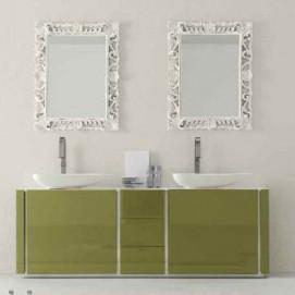 Composition 13 Escape Комплект мебели для ванной Arcom