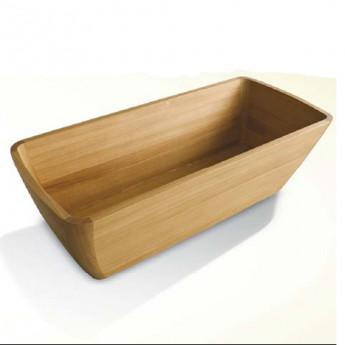 AGUA ванна из древесины лиственницы Franco Ceccotti