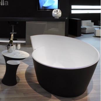 ANAHITA Mastella ванна отдельностоящая L180 P130 H60-90 см