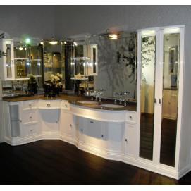 Комплект мебели для ванной комнаты Hermitage №3 Eurodesign