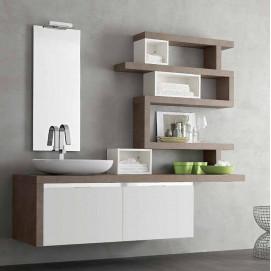 Composition 12 E.Go Комплект мебели для ванной Arcom