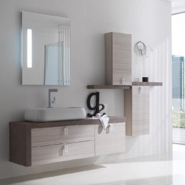 Composition 12 E.Ly Комплект мебели для ванной Arcom