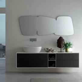 Composition 30 Pollock Комплект мебели для ванной Arcom