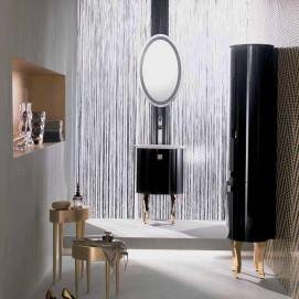 Композиция №2 Diva комплект мебели для ванной комнаты Burgbad