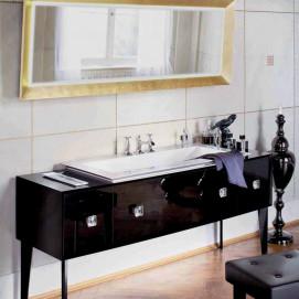 Композиция №2 Elysee комплект мебели для ванной комнаты Burgbad