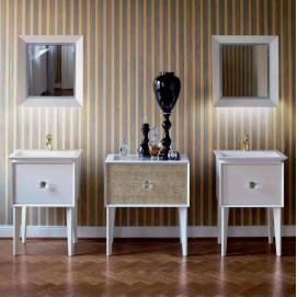 Композиция №3 Elysee комплект мебели для ванной комнаты Burgbad