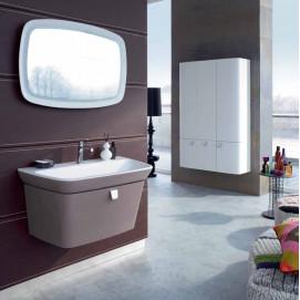 Композиция №1 Max1 комплект мебели для ванной комнаты Burgbad