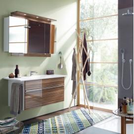 Композиция №1 Setup комплект мебели для ванной комнаты Burgbad