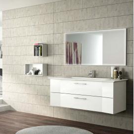 Композиция №5 Valea комплект мебели для ванной комнаты Burgbad