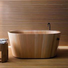 Ofuro Rapsel деревянная ванна в японском стиле