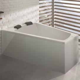 3705 Largo ванна Hoesch левосторонняя трапецевидная ванна
