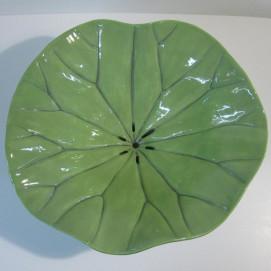 Lotus Leaf Clark Made раковина лист лотоса