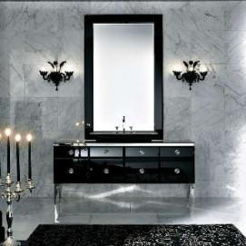 Millidue MAJESTIC 01 Комбинация ванной комнаты в отделке VETRO