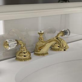 Austral Mestre смесители для ванной с ручками Swarovski