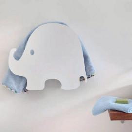 Elephant электрический полотенцесушитель дизайнерский в форме слона MG12 Margaroli