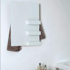 Rectangle & shelves MG12 дизайнерский электрический полотенцесушитель прямоугольный с полочками