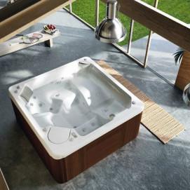MySpa 195 мини-бассейн Glass