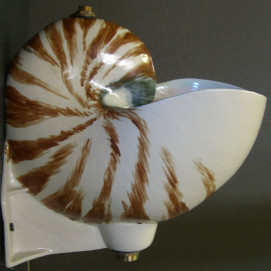 Nautilus Shell Urinal писсуар Clark Made