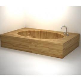 Ванна деревянная отдельностоящая Pandan UWD