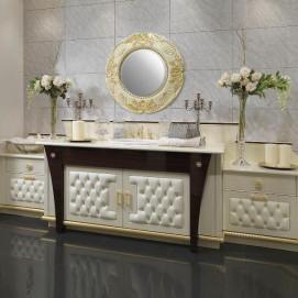 Champagne мебель для ванной Arca