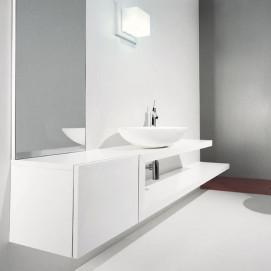 Shelf MOAB80 комплект мебели 200 см отделка Matt white