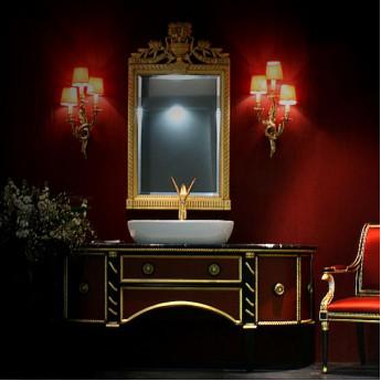 Испанская мебель для ванной в стиле ампир Randa Alexandra