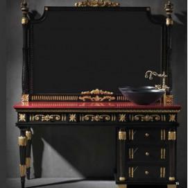 Комплект мебели для ванной в стиле ампир Carmen Coleccion Alexandra