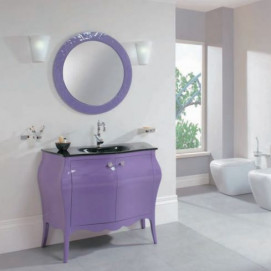 Rudie laccato комплект мебели для ванной Epoque