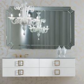 D14 Daphne комплект мебели для ванной Oasis
